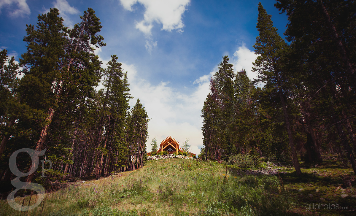 Rubywood Mansion In Breckenridge Co Wedding