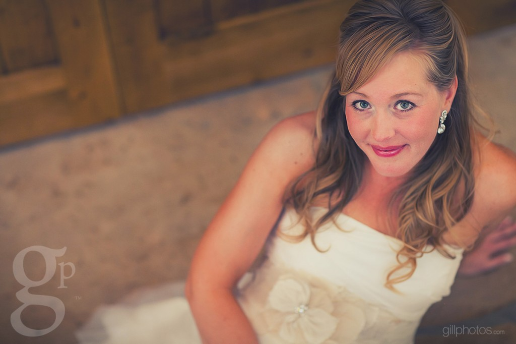 Bridal Portrait at Rubywood Wedding Venue