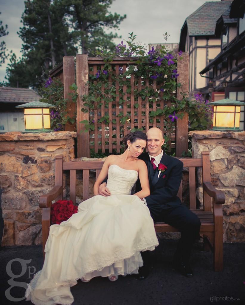 Boettcher Mansion wedding in Golden