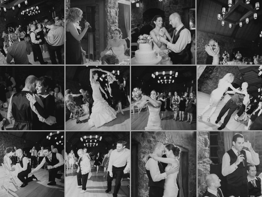 Boettcher Mansion wedding reception