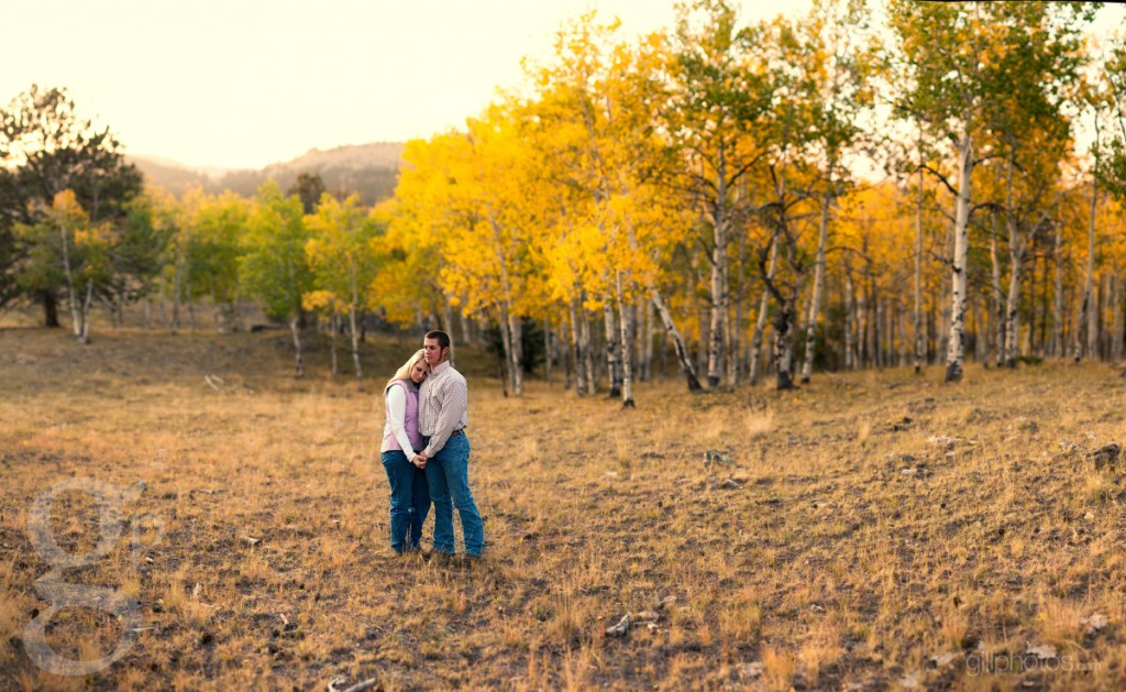 Ross Amp Lias Mountain Engagement In Westcliffe CO