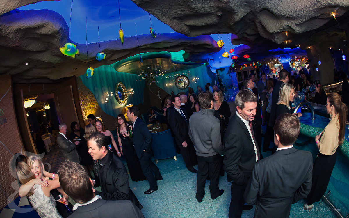 Trulia Holiday Party At The Denver Downtown Aquarium Top