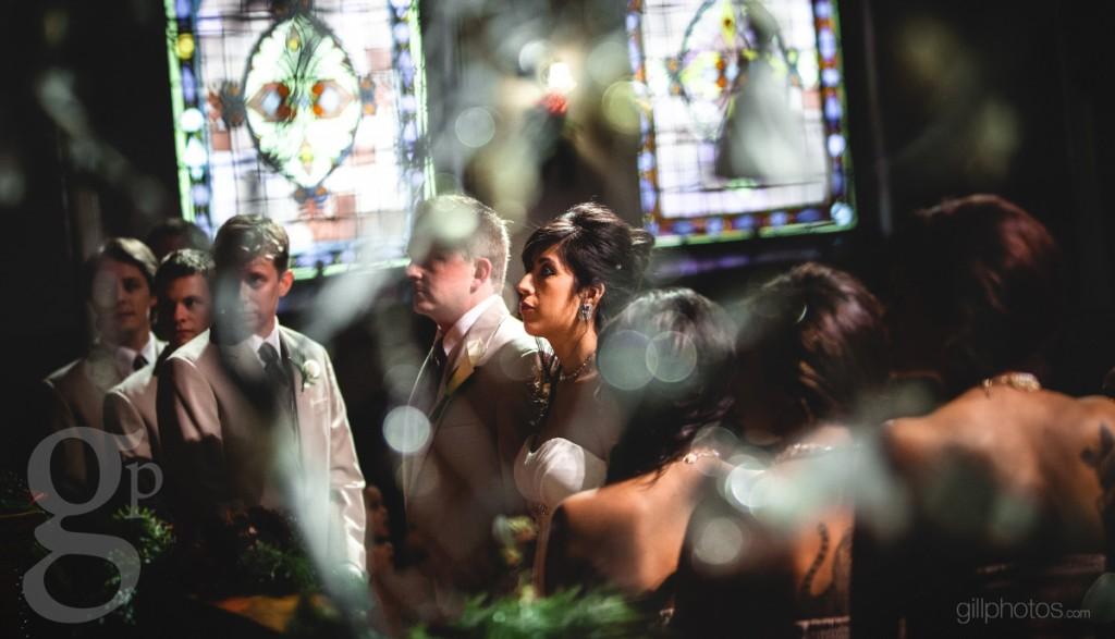 Wedding at The Sanctuary