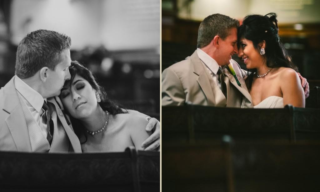 The Sanctuary Church Event Center Wedding