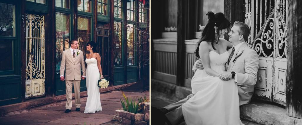 Highlands Wedding in Denver, CO