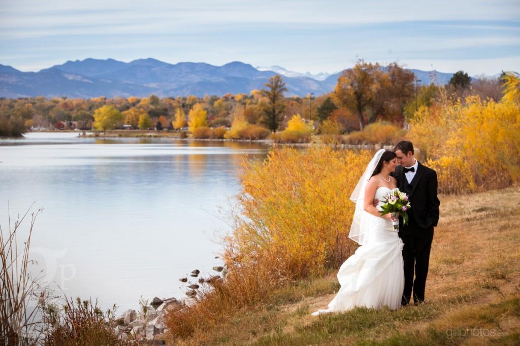 Wedding at Sloan's Lake