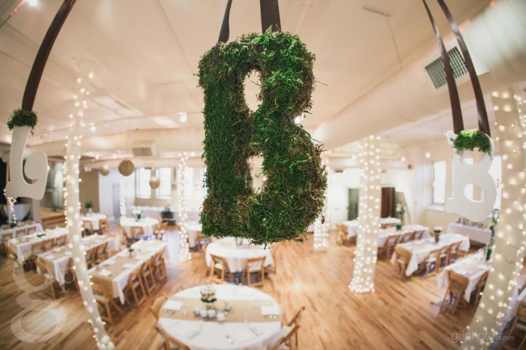 The Sanctuary Church Wedding Reception