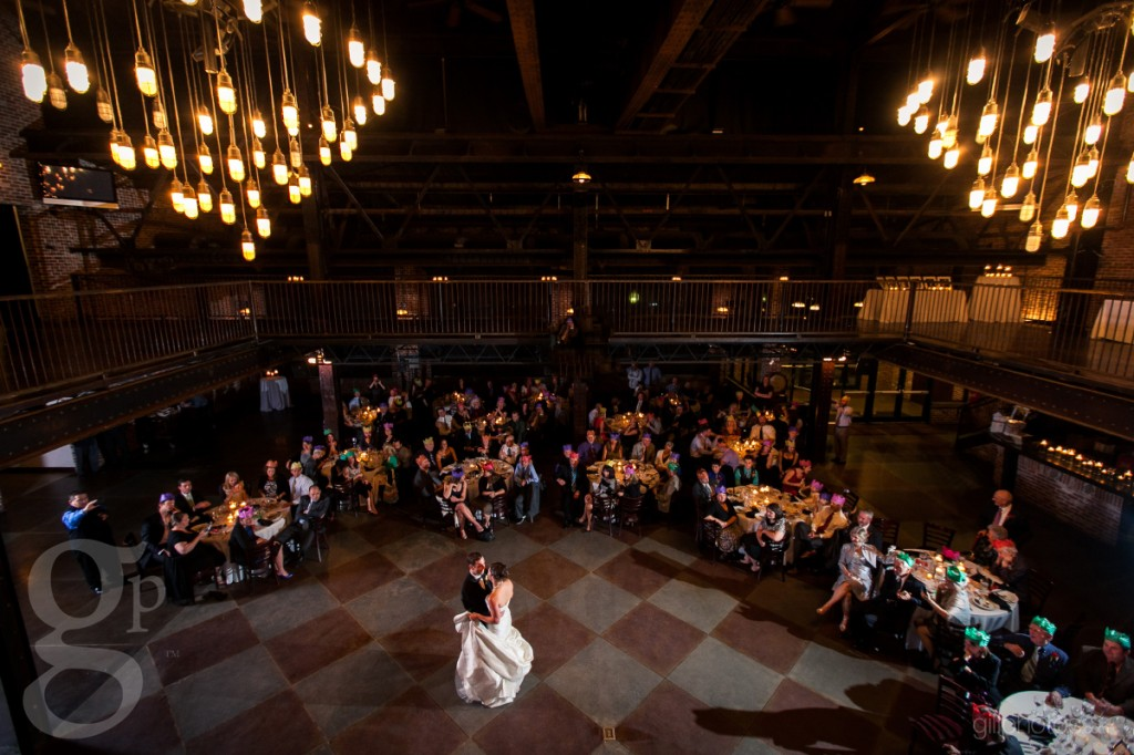 First dance at Mile High Station