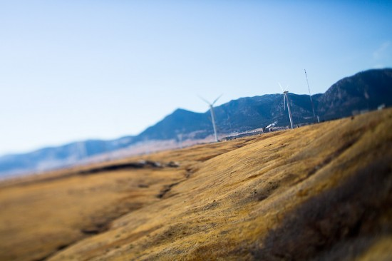 Tilt Shift Photography Example 2