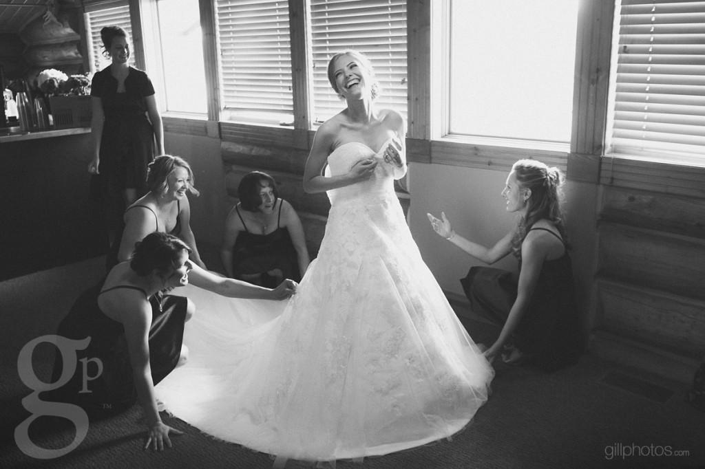 Pelican Lakes Wedding Getting Ready