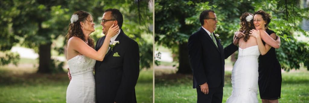 lindsay amp brians cheesman park wedding in denver