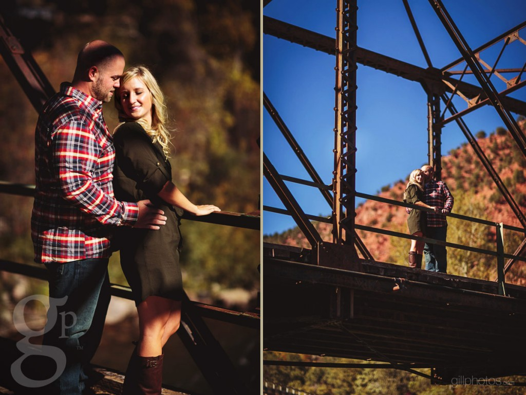 carbondale bridge engagement