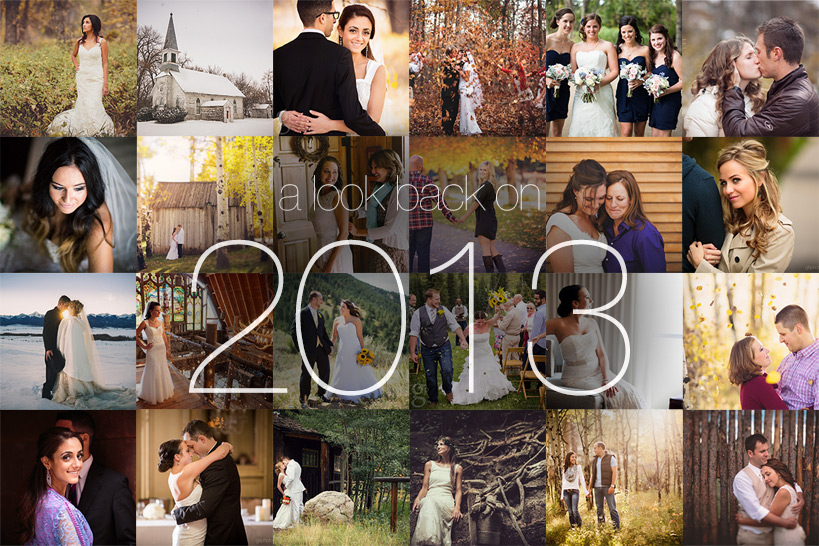 A look back on 2013 by Denver Wedding Photographer