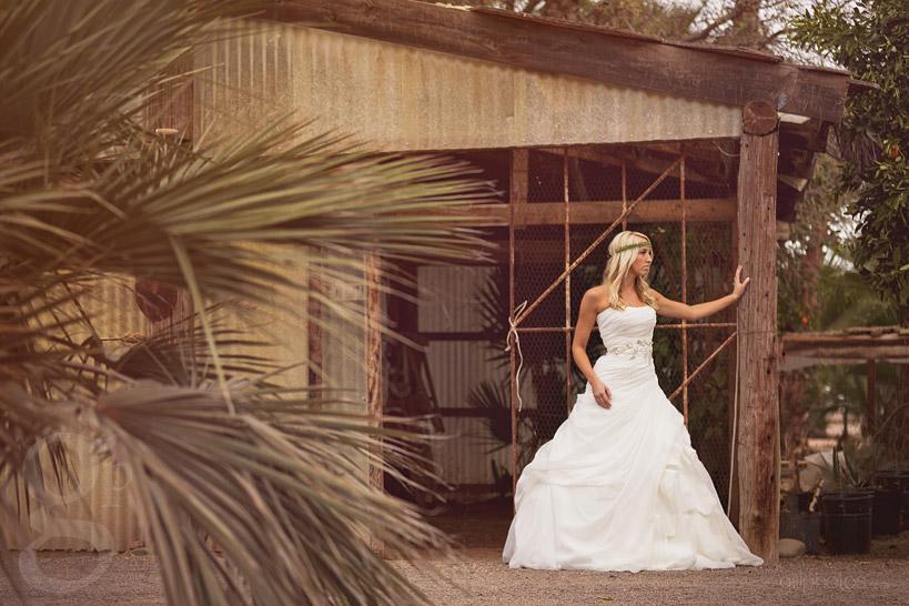 Tropical Styled Bridal Shoot in Mesa, AZ