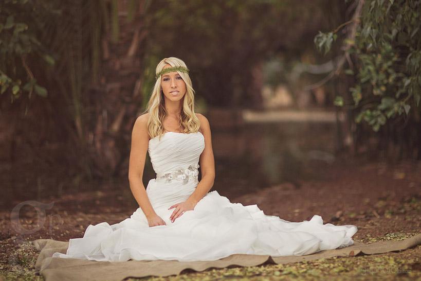 Stylized Bridal Shoot in Mesa, AZ