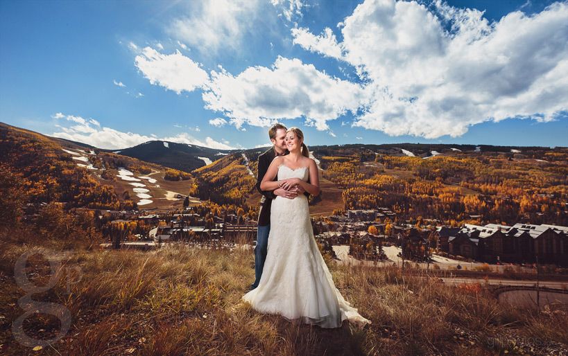 Fall Wedding in Vail, CO