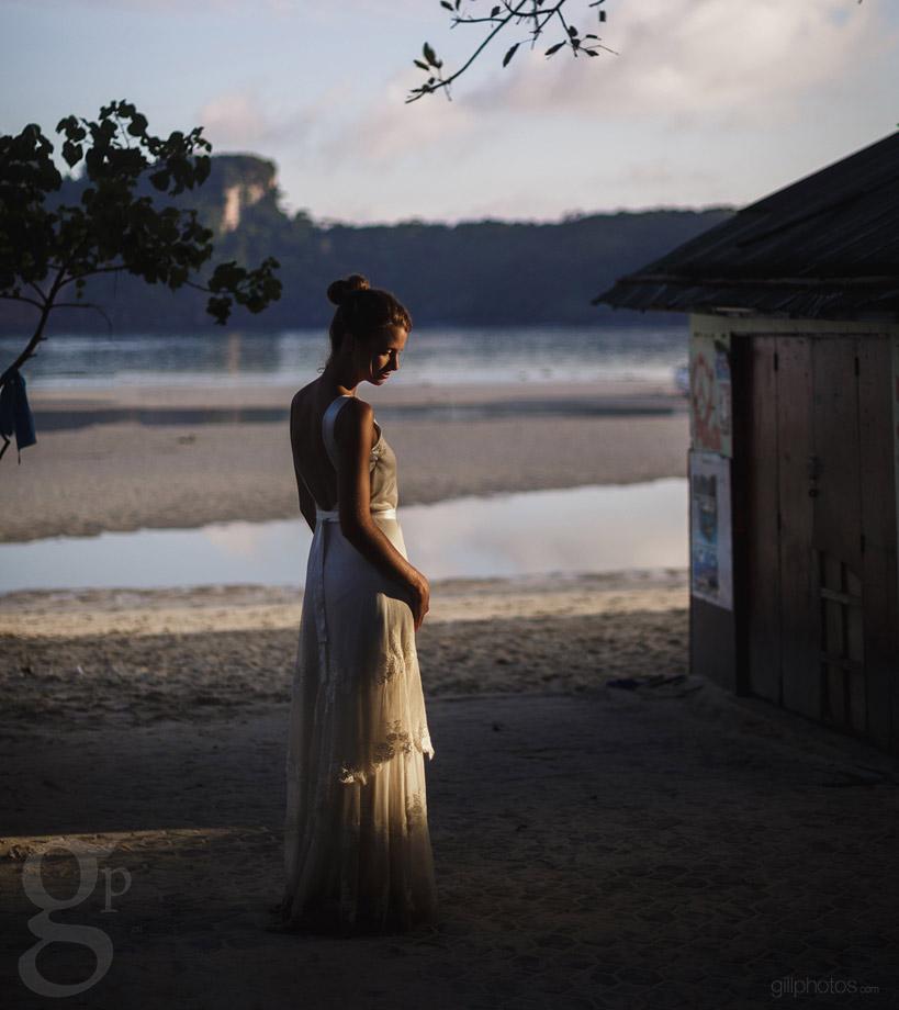 Wedding Dress by Rorai