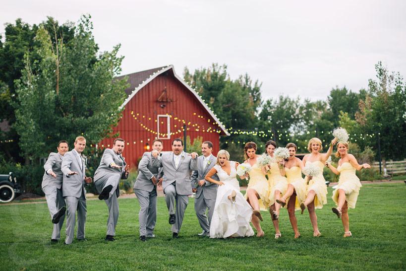 Josh & Holly's Chatfield Barn Wedding in Denver, CO - Top ...