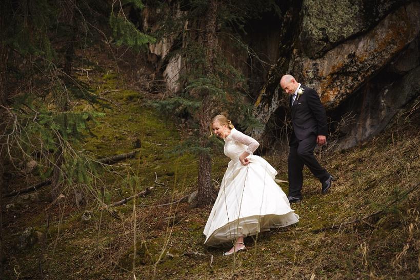 Meadow creek bed and breakfast wedding venues