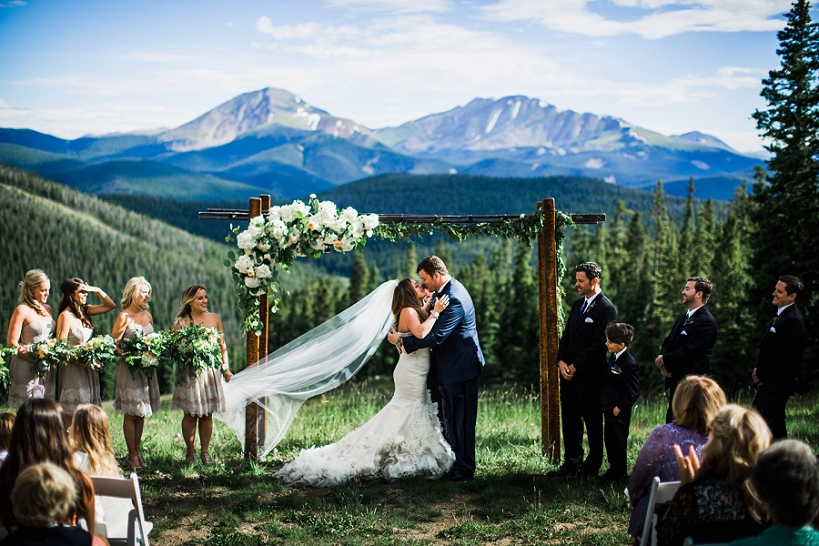 Chris kalyn 39 s timber ridge wedding in keystone top for Best colorado wedding venues