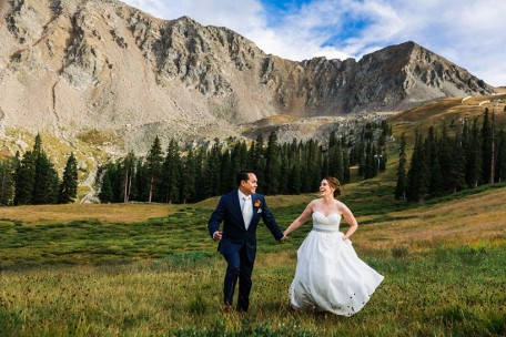 Colorado wedding venues top colorado mountain wedding our favorite colorado wedding venues arapahoe basin junglespirit Image collections
