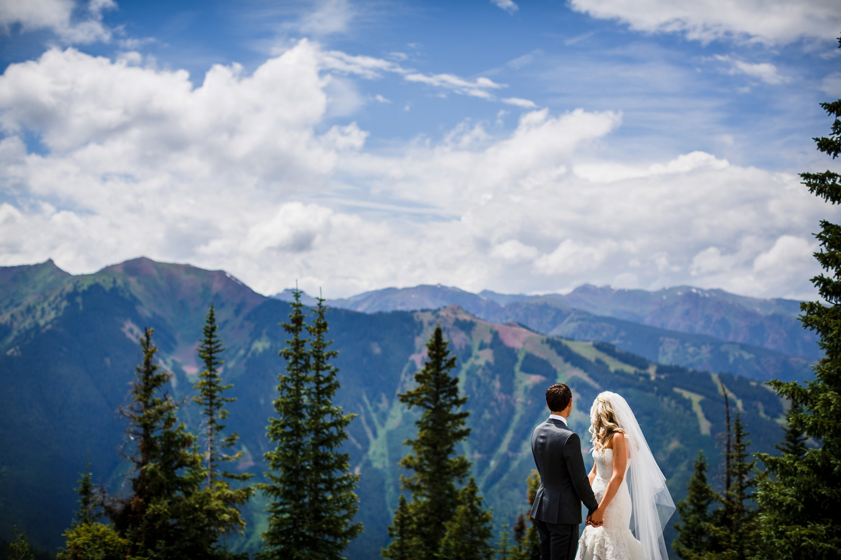 Colorado wedding venues top colorado mountain wedding aspen wedding deck junglespirit Image collections