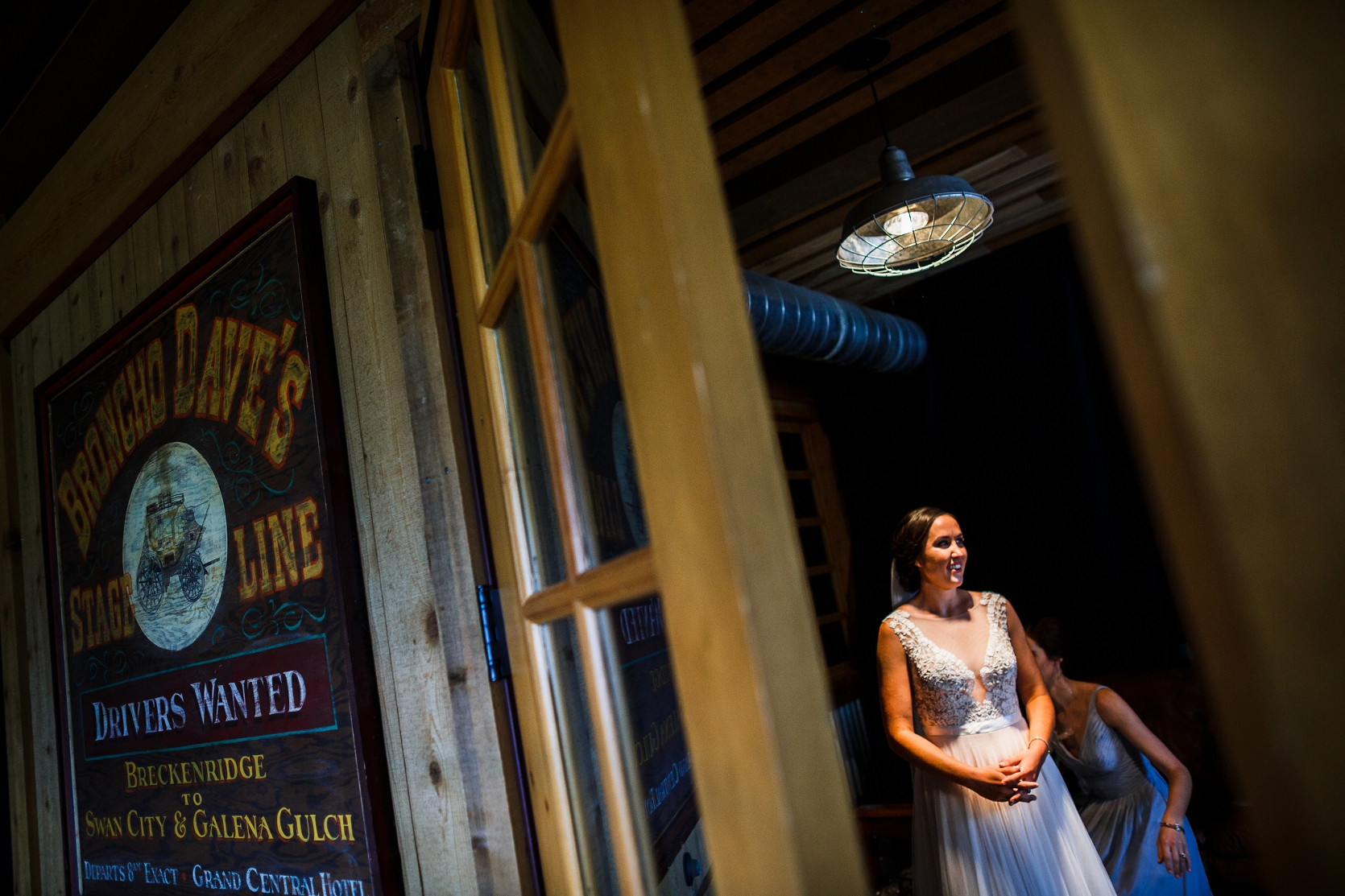 TenMile Station Wedding