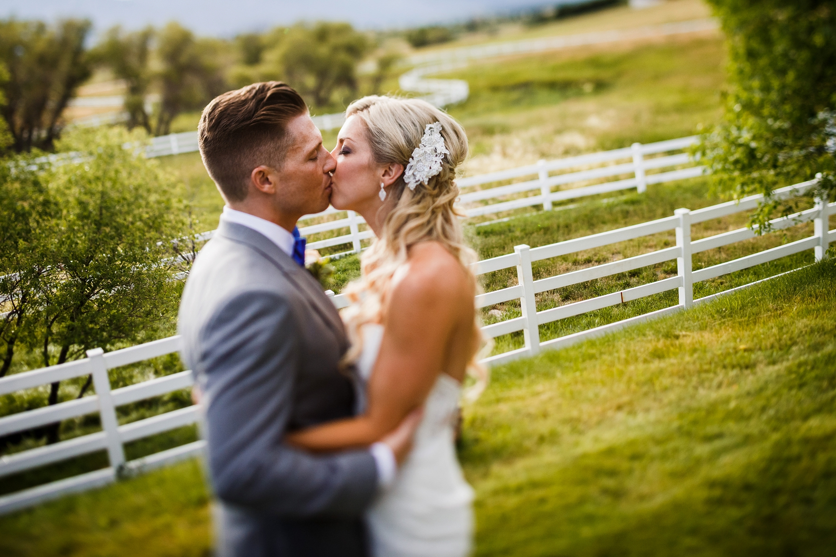 Tyler Amp Kristie S Crooked Willow Farms Wedding Top