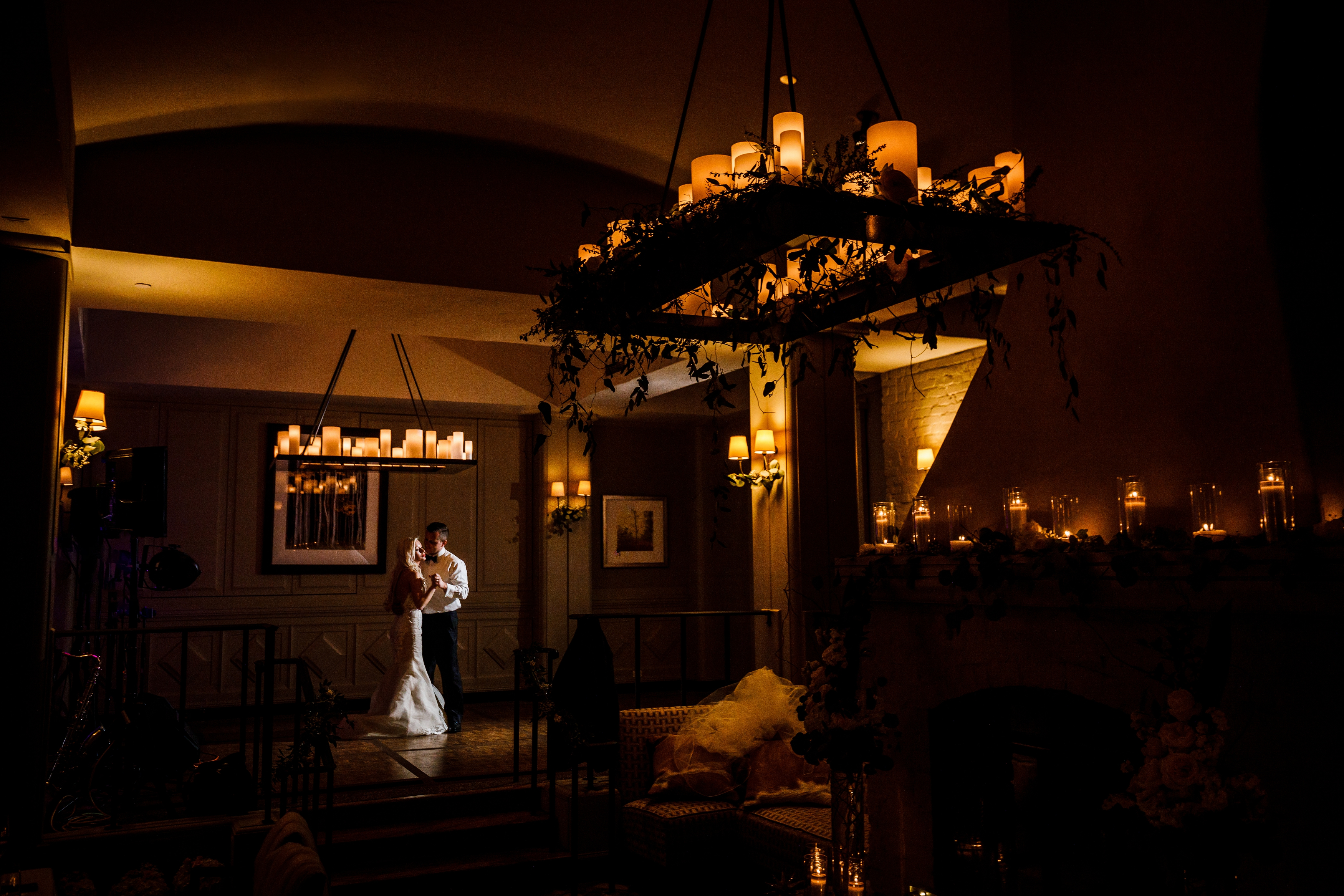 Park Hyatt Beaver Creek Ballroom Wedding