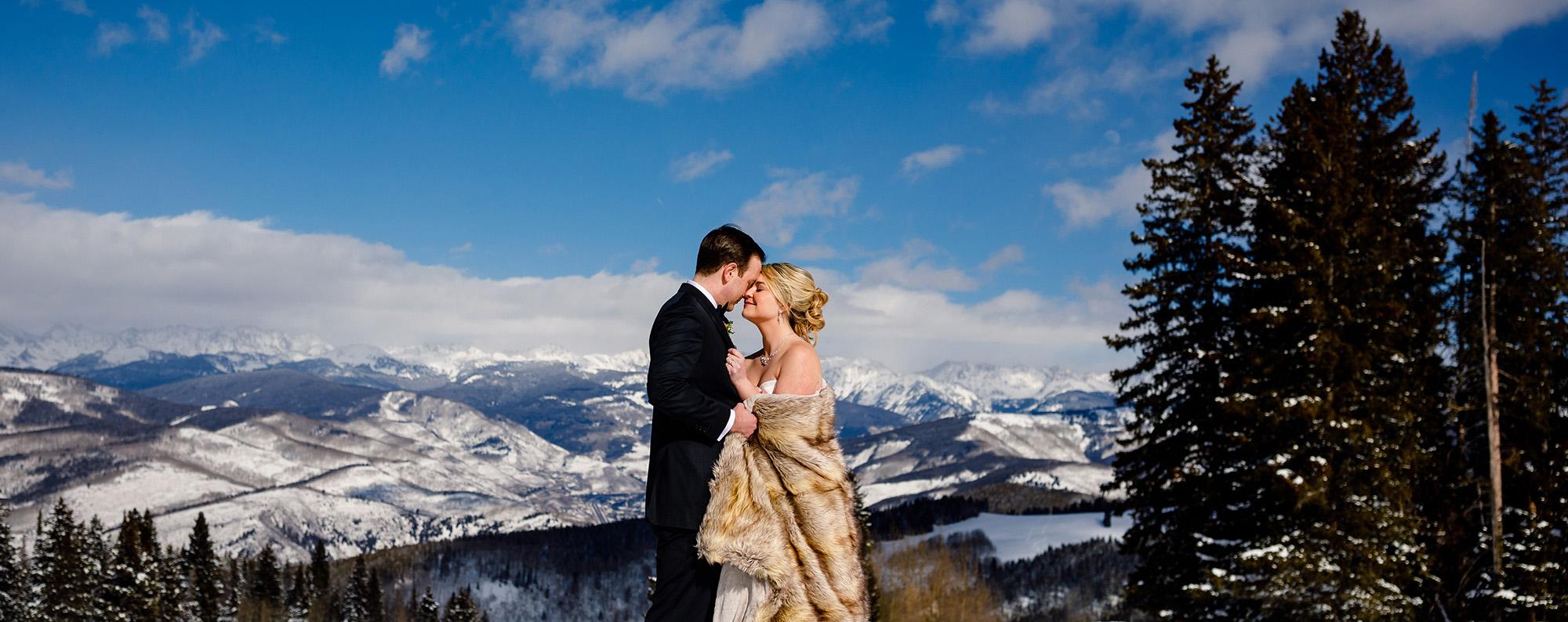 Winter Weddings in Colorado Pricing
